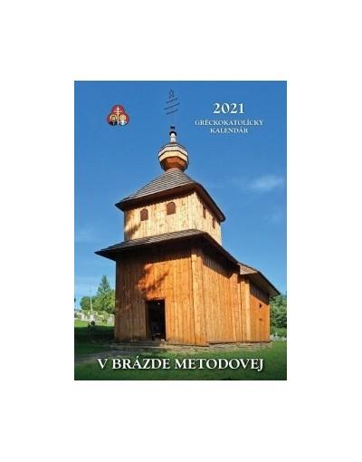 V brázde Metodovej - Gréckokatolícky kalendár (starší)