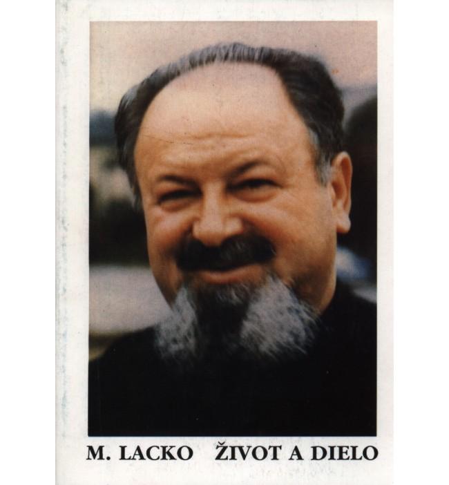 Michal Lacko - Život a dielo